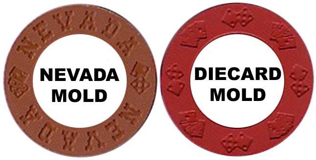 David Spragg on Chips - Bud Jones and the NEVADA & DIECARD Molds
